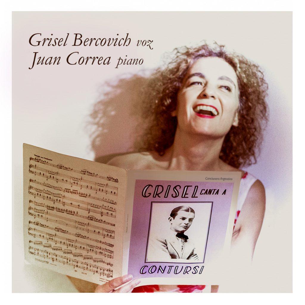 Grisel Bercovich – Grisel Bercovich   Artista